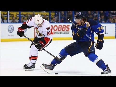 TJ Oshie fools the arena with a goal