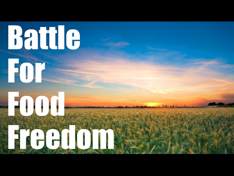 URGENT: Monsanto vs Organic Farmers And The Battle For Food Freedom (Azure Farms)