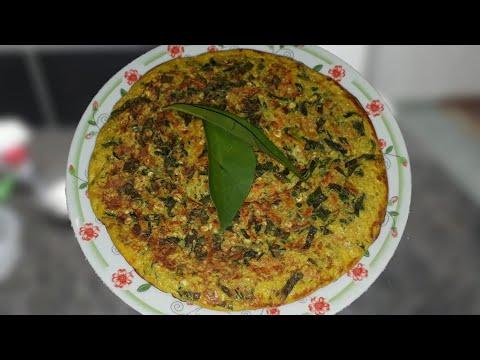 Omelete de Ora-pro-Nóbis