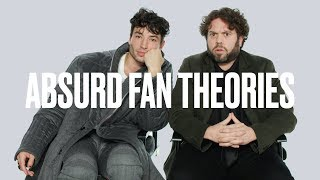 Ezra Miller and Dan Fogler Answer 'Fantastic Beasts: The Crimes of Grindelwald' Fan Theories | ELLE