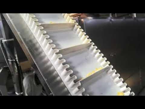 corn flakes machine line