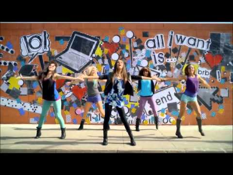 All I Want Is Everything   Victoria Justice Official Music Video
