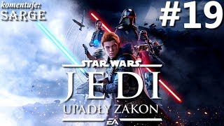 Zagrajmy w Star Wars Jedi: Upadły Zakon PL (100%) odc. 19 - Nurkowanie