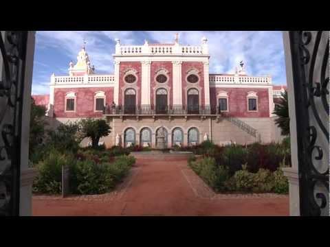 Pousada de Faro, Palácio de Estoi in HD