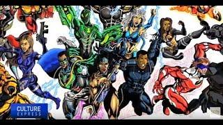 Un couple espère créer un univers typiquement africain pour les bandes dessinée
