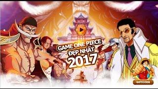 Trải Nghiệm Game Mobile Haki Bá Vương - Vua Hải Tặc (One Piece)