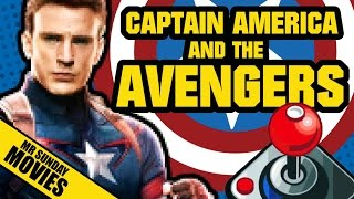 CAPTAIN AMERICA & THE AVENGERS - Review & Let