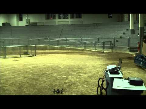 Make Flying Robots do your Bidding With UAV::Pilot