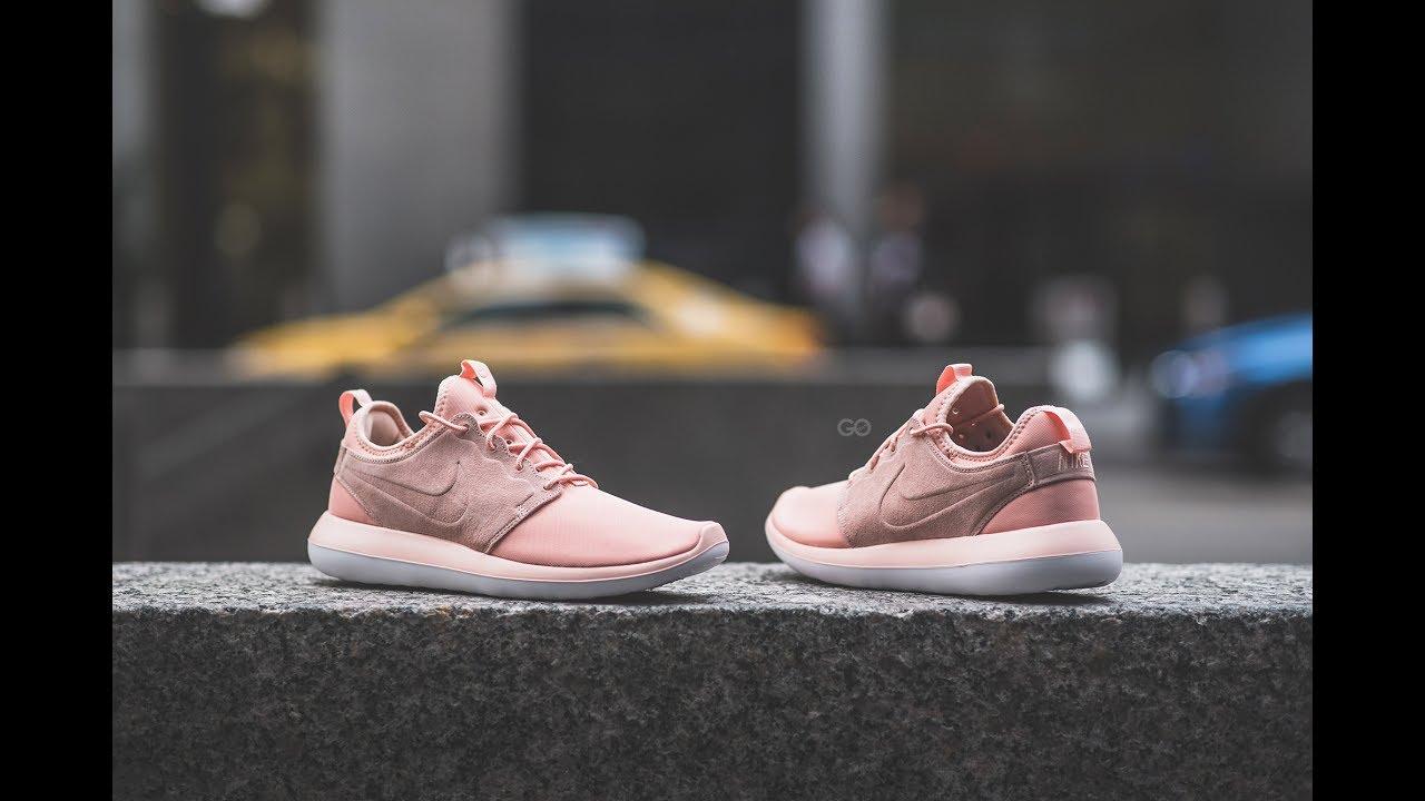 Nike Roshe Two Flyknit Women's Shoe. Nike ZA Llobet de Fortuny