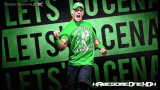 "2012: John Cena 6th WWE Theme Song ""The Time Is Now"" [HQ]"