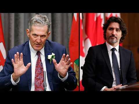 """Pallister calls out Trudeau: 'Everybody else is multitasking, I think the prime minister should too"""""""