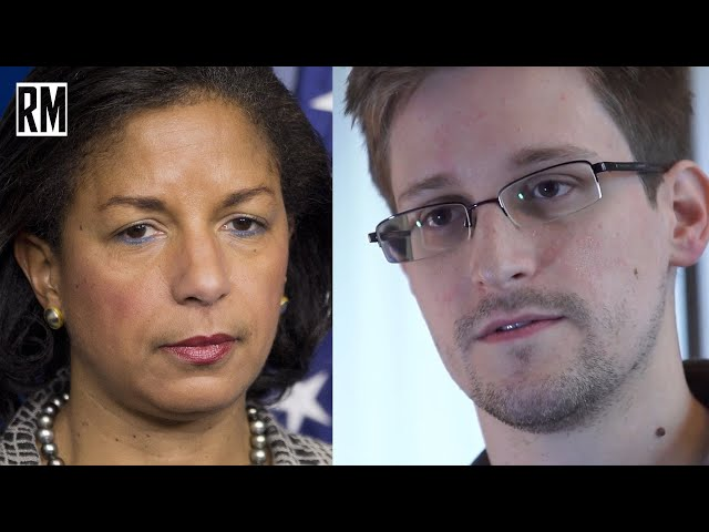 Liberals' MELTDOWN Over Snowden