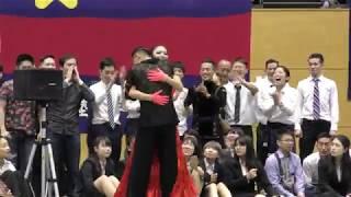 2017年6月4日(日) 優勝者のオナーダンス パソドブレ 第100回東部日本...