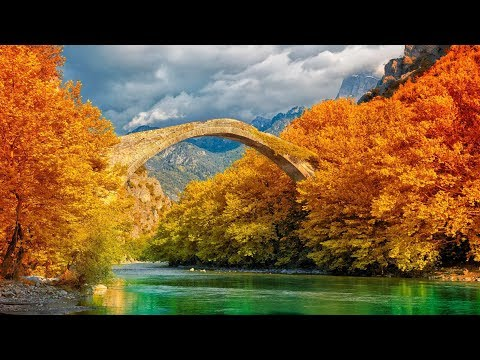"Peaceful Relaxing Instrumental Music, Meditation soft Music ""Autumn Forest"" by Tim Janis"