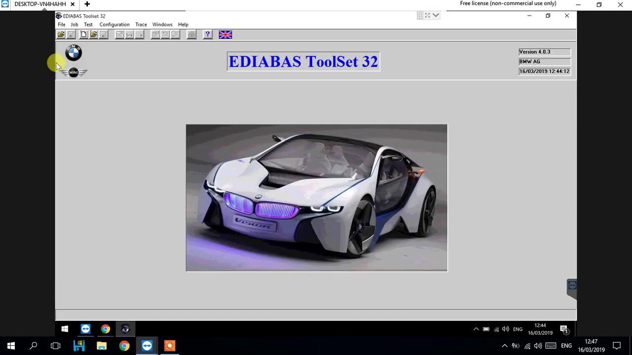 BMW FRM/FEM/DBC SHORT CIRCUIT RESET