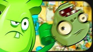 Die Zombies FLIEGEN durch die Luft! ☆ Plants vs. Zombies 2