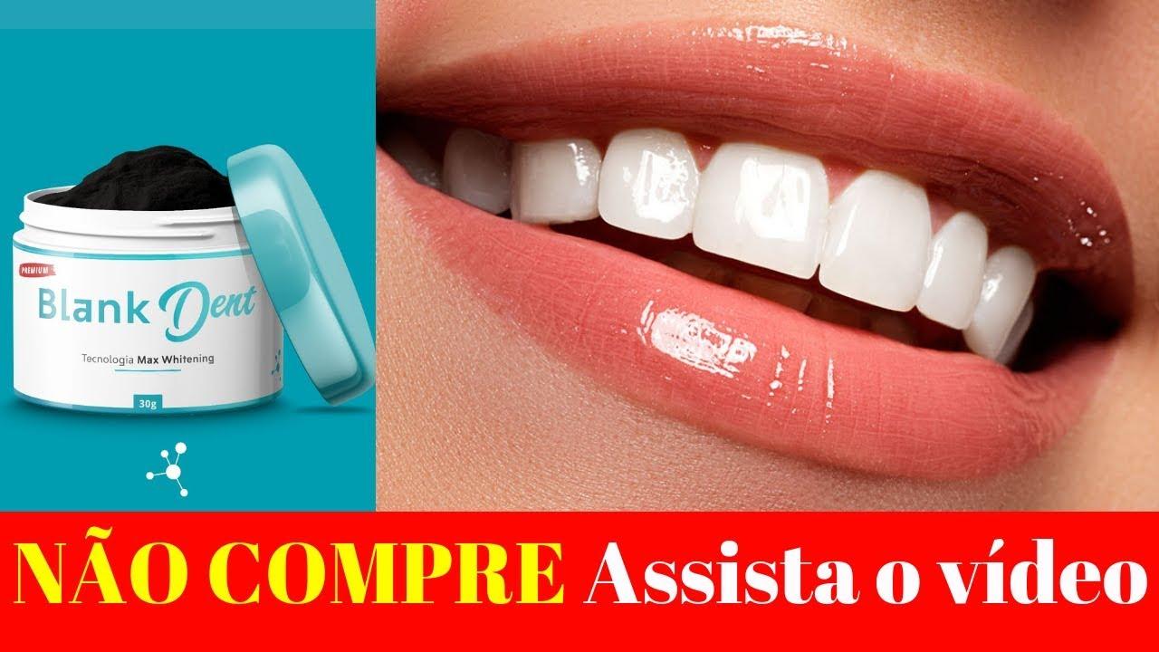 Melhor Clareador Dental Blank Dent E Bom Funciona Youtube