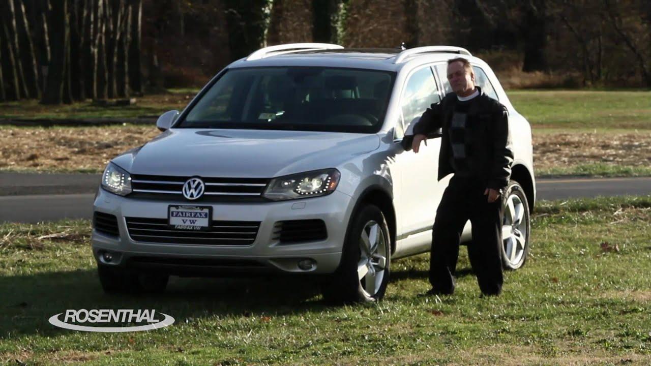 2011 vw touareg test drive review