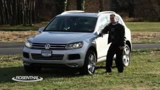 2011 VW Touareg Test Drive & Review