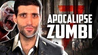 Sobrevivendo no apocalipse ZUMBI - 7 Days to Die