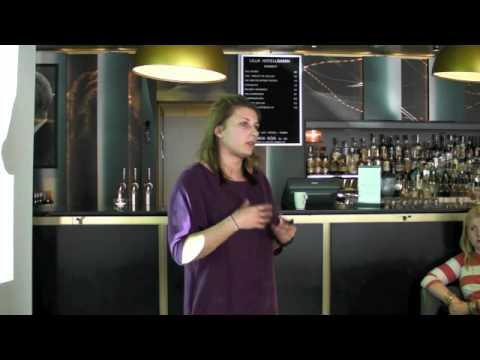 Stockholm Social Media Club -  Social Analytics with May&Barrow