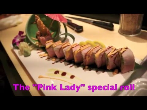 How to make a Pink Lady sushi roll like an expert