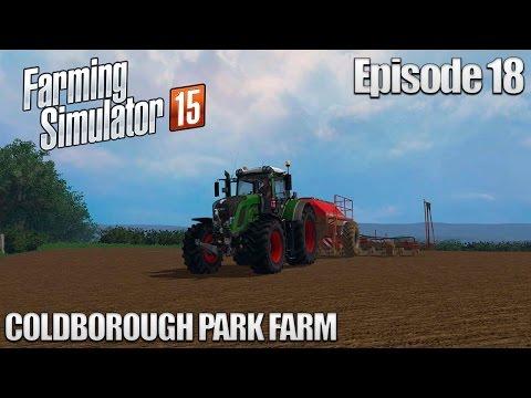 Farming Simulator 2015 | coldborough park farm | Episode 18