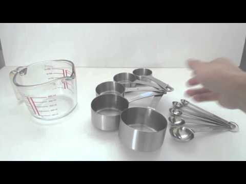 Teikis Measuring Cups And Spoons Review