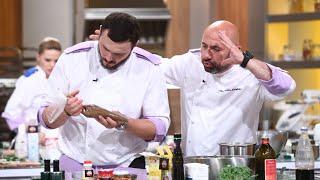 Alex Comerzan cedează psihic şi se ceartă cu chef Scălătescu!