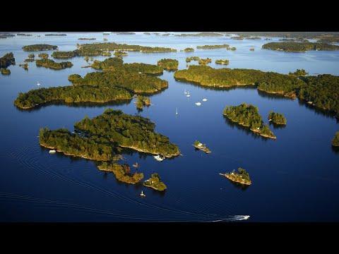 جزر الألف في كندا
