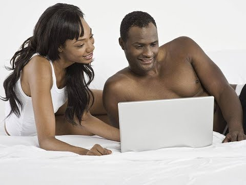 Should your spouse watch pornography while you're in the house together?