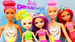 BARBIE MERMAIDS!!! Dreamtopia Movie Chelsea Girl Dolls & Bubbles Bubbles For Kids