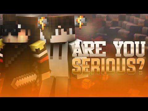 ARE YOU SERIOUS?! (Minecraft Funny Videos & Moments)