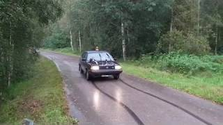 volvo 360 etanol turbo 1 bar ladd / wejkum road devils