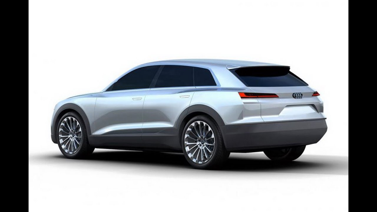 Audi Q6 Price And Release Date >> New Audi Q6 Electric Suv Concept Review Rendered Price Specs Release Date