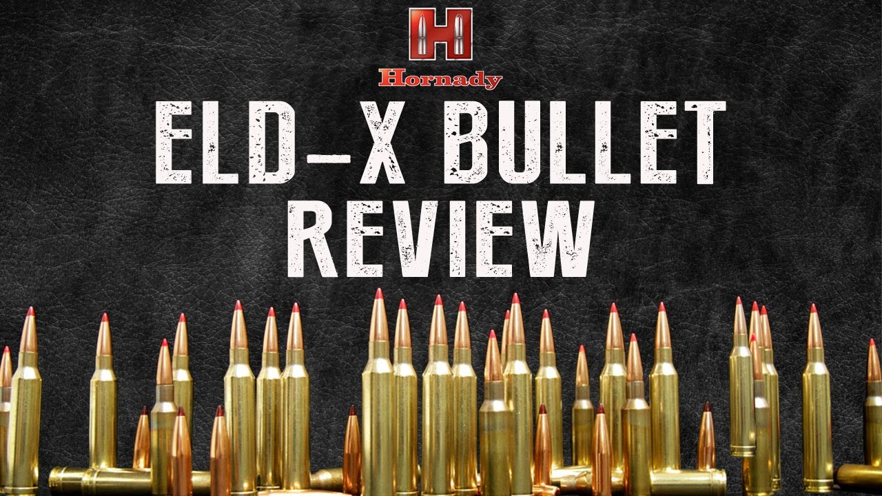 Choosing a long range hunting bullet  What do you need?