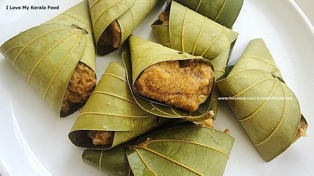 Kumbilappam Therali Appam Steamed Jackfruit Dumplings