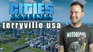 Sips Plays Cities: Skylines - (03/02/20) - terryville usa