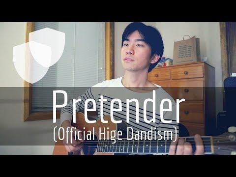 Pretender (Official Hige Dandism) Cover【Japanese Pop Music】