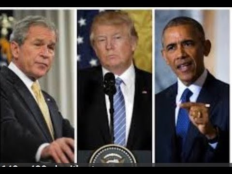 AFTER G. W. BUSH & OBAMA TEAM UP TO TRASH TRUMP FOX HOST LEAKED THEIR WORST NIGHTMARE!