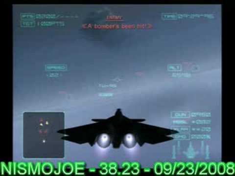 Ace Combat 04 - Shattered Skies - Mission 01 : Sitting Duck