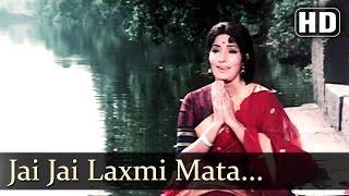 Jai Jai Lakshmi Mata - Bhagwan Samaye Sansar Mein - Devotional Songs - Anuradha Paudwal
