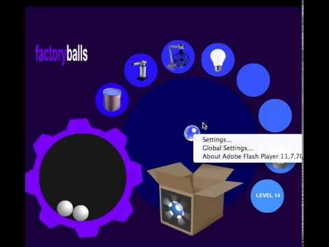 Factory Balls 1 - level 14 - YouTube