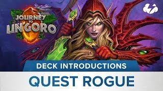 Hearthstone Deck Introductions: Quest Rogue