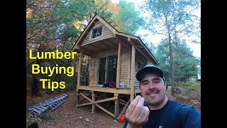 How To Buy Cheap Lumber For A Tiny House