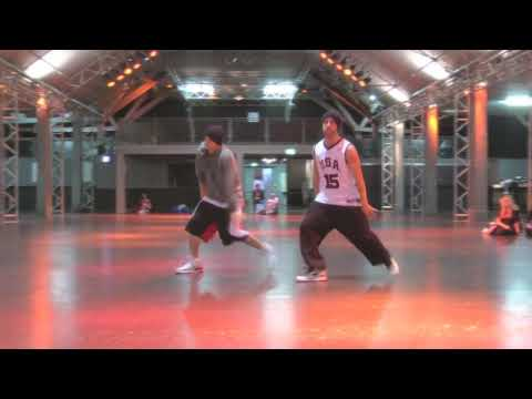 Kenny Wormald & Nick Bass - Off The Wall HD