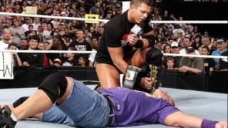 Cena vs The Rock, The Miz, Undertaker vs Triple H WWE RAW 3/7/11