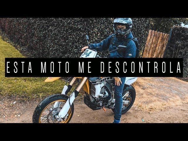 ESTA MOTO ME DESCONTROLA | WR450F