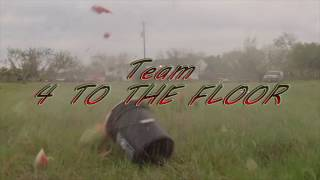 MASTERS OF MAYHEM FINALIST: 4 To The Floor