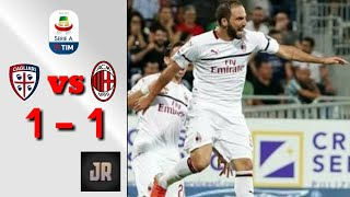 Download Video Cagliari vs Ac Milan 1 - 1 | pertandingan tadi malam Highlights & goals 2018 MP3 3GP MP4